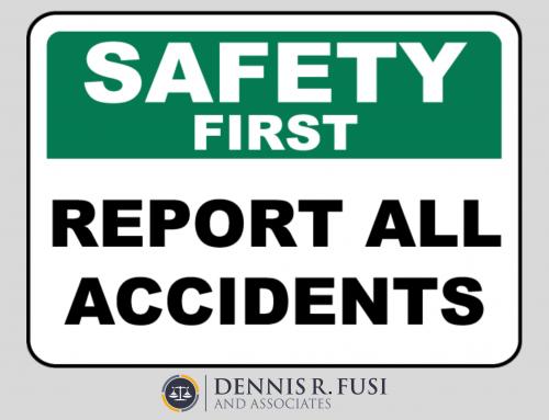 ¿Qué puede hacer si su jefe se niega a presentar un informe de accidente?