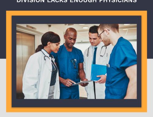 El programa de compensación laboral no tiene suficientes médicos