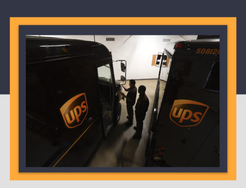 ¿Qué es el «Integrado» de UPS?