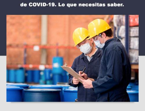 Lo que necesita saber sobre la indemnización laboral en la era de COVID-19